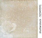 decorative vintage paper | Shutterstock . vector #52549591
