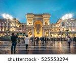 milan  italy   november 23 ... | Shutterstock . vector #525553294