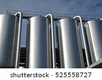 Storage Silos Contain Cleaning...