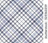 plaid check pattern in dusty... | Shutterstock .eps vector #525563359