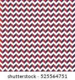 zigzag pattern. trendy simple... | Shutterstock .eps vector #525564751