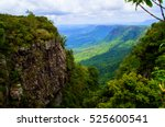 panorama from god's window... | Shutterstock . vector #525600541