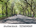 new york  usa   may 5  2014 ... | Shutterstock . vector #525604069