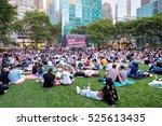new york usa   august 22 2016   ... | Shutterstock . vector #525613435