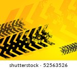 abstract grunge background ... | Shutterstock .eps vector #52563526