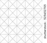 repeatable detailed grid  mesh... | Shutterstock . vector #525652705