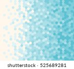 abstract background with... | Shutterstock .eps vector #525689281