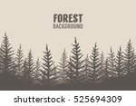 Forest Background Template....