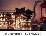 A Basket Filled With Christmas...