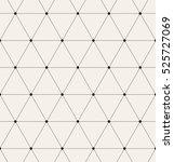 vector seamless pattern. modern ...   Shutterstock .eps vector #525727069