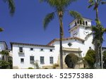 Santa Barbara Court House ...