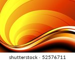 abstract red background | Shutterstock .eps vector #52576711