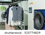 washing machine in dry cleaning   Shutterstock . vector #525774829
