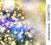 christmas background | Shutterstock . vector #525807721