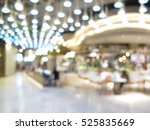 abstract blur beautiful luxury... | Shutterstock . vector #525835669