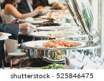 People Group Catering Buffet...