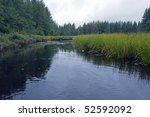 wetland part of otterslide lake ...