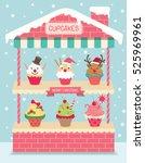 Cupcakes Christmas Put At ...