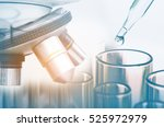 laboratory  equipment and... | Shutterstock . vector #525972979