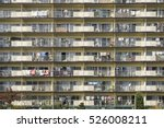 the apartment home residential  ... | Shutterstock . vector #526008211