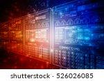 2d illustration digital... | Shutterstock . vector #526026085