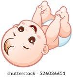 vector illustration of cartoon...   Shutterstock .eps vector #526036651