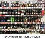 london   november 29  liquor...   Shutterstock . vector #526044235