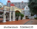 singapore  singapore   august 3 ... | Shutterstock . vector #526066135