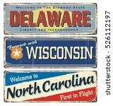 Vintage Tin Sign Collection...