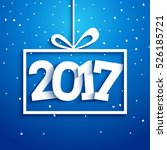 contemporary modern 2017 new...   Shutterstock .eps vector #526185721