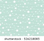 holiday background  seamless... | Shutterstock .eps vector #526218085