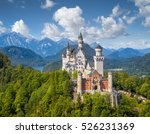 beautiful view of world famous... | Shutterstock . vector #526231369