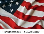 us flag | Shutterstock . vector #526269889