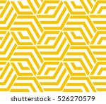 abstract geometric pattern with ... | Shutterstock .eps vector #526270579