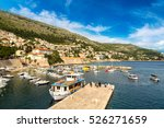 old city dubrovnik in a...   Shutterstock . vector #526271659