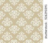 oriental classic pattern.... | Shutterstock . vector #526293391