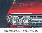 Vintage Us Classic Car