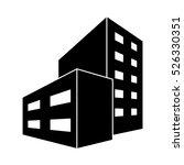 building icon | Shutterstock .eps vector #526330351