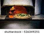 pizza oven | Shutterstock . vector #526349251