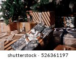 Christmas Gift Boxes Under The...