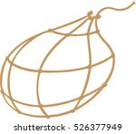 fishing net | Shutterstock .eps vector #526377949