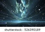 time warp background  traveling ...   Shutterstock . vector #526390189