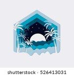 stock vector illustration... | Shutterstock .eps vector #526413031