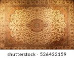 the vintage brown persian... | Shutterstock . vector #526432159