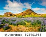 Picturesque Icelandic Landscap...