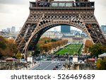 paris  france. close view of... | Shutterstock . vector #526469689
