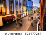 mexico city is the capital of... | Shutterstock . vector #526477264