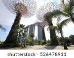 Gardens By The Bay And Sands...