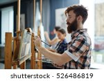 faculty of arts | Shutterstock . vector #526486819