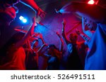 Stock photo dancing in the night 526491511